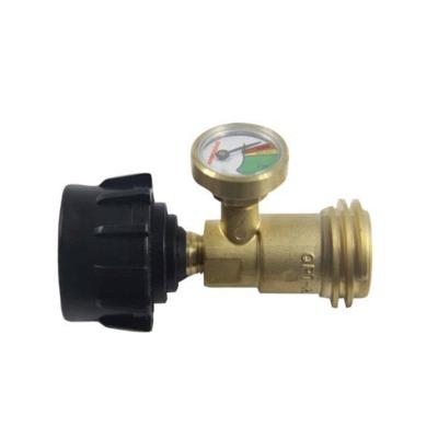 Brinkmann Propane Gas Gauge