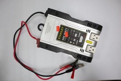 Stanley POWERiT 500W Power Inverter