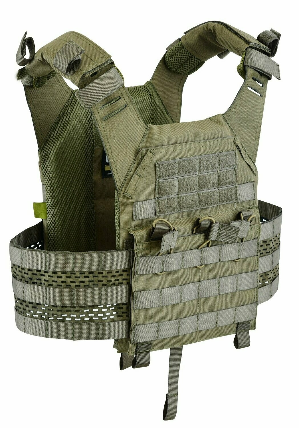 SHS-124 Spartan Plate Carrier by SHS