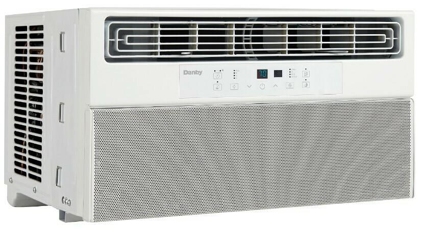 Danby 8,000 BTU Window Air Conditioner with Silencer Technology DAC080EB4WDB