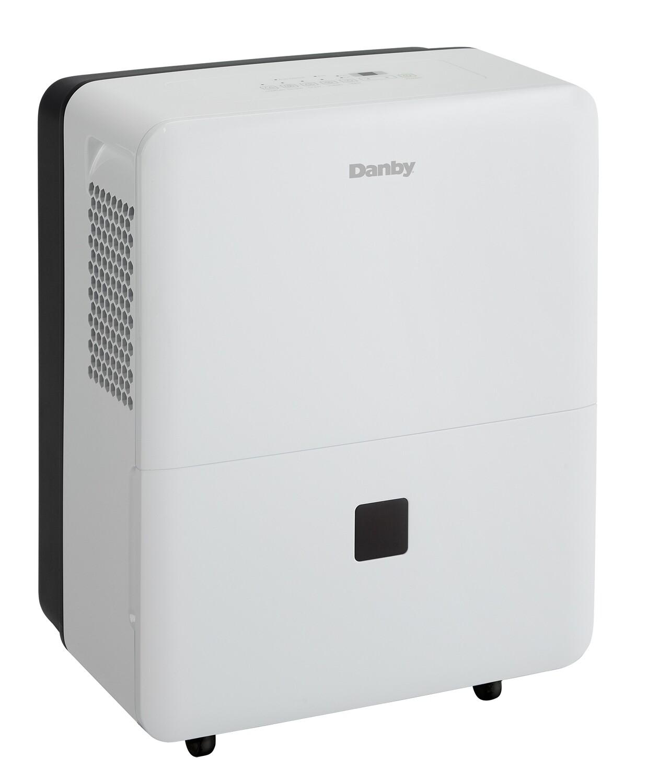 Danby 45 Pint Dehumidifier DDR045BDCWDB