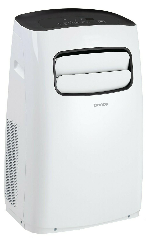 Danby 10,000 (5,500 SACC**) BTU Portable Air Conditioner DPA100B6WDB