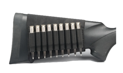 """SHE-1034 """"Butt Stock Rifle Cartridge Holder (OPEN)"""""""