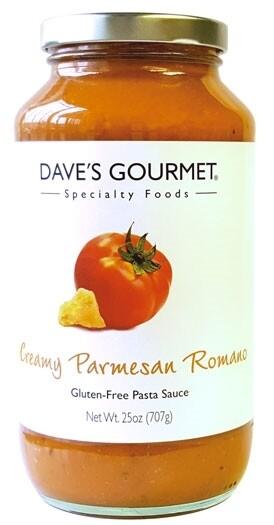 Creamy Parmesan Romano Sauce