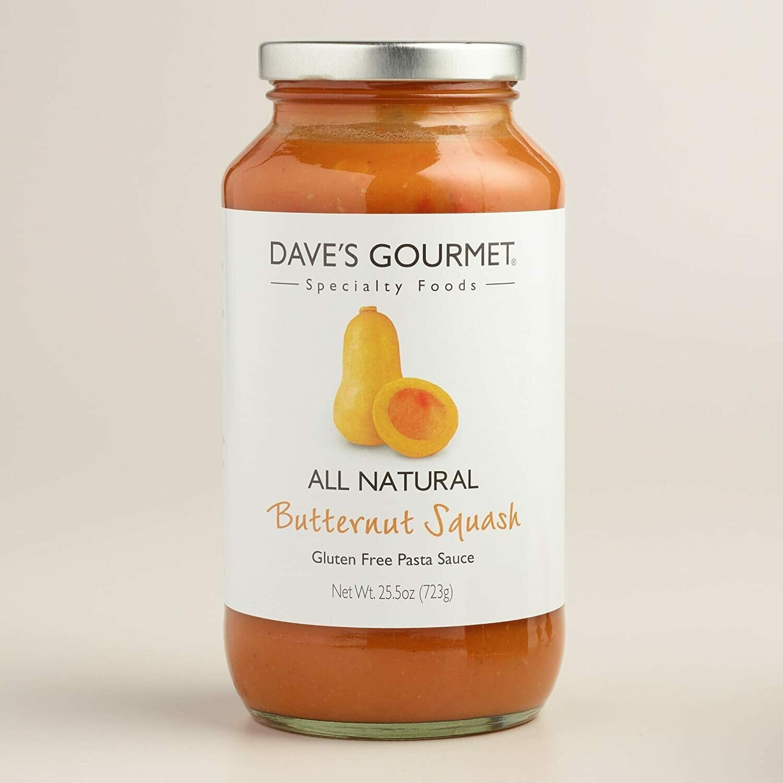 Butternut Squash Sauce
