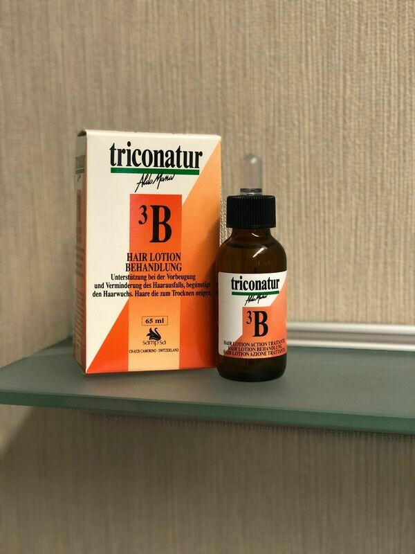 Lotion Triconatur 3B, 65 ml