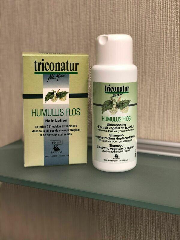 Shampoing Triconatur Humulus Flos, 200 ml