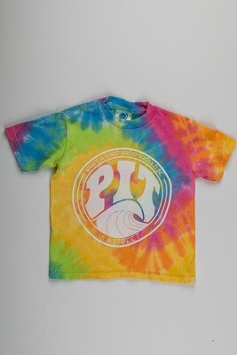 Pit Surf Shop Toddler Tie Dye T-Shirt