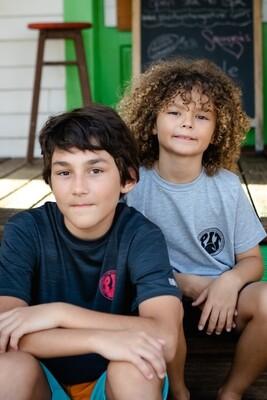 Pit Surf Shop New Logo Shirt Youth Boys