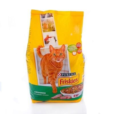 Корм для кошек Friskies 2кг