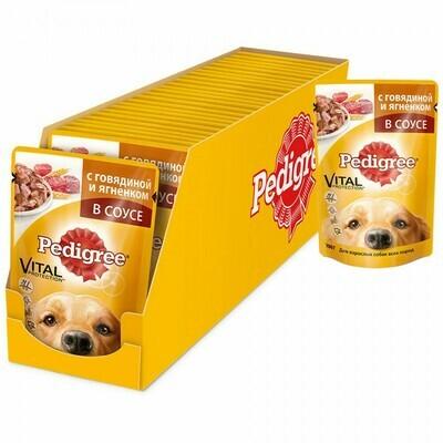 Корм для собак Педигри 100г