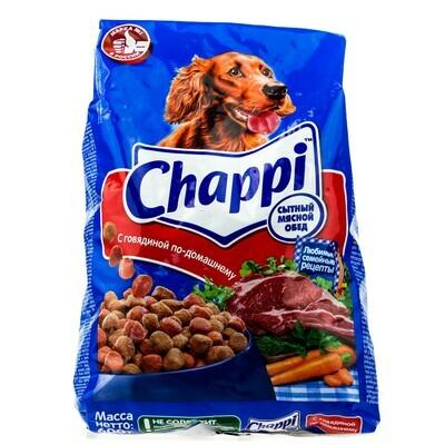 Корм для собак Чаппи 600г