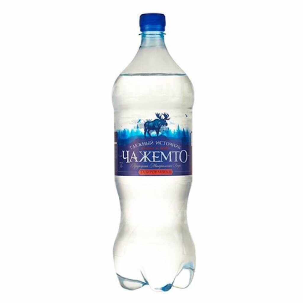 Вода минеральная Чажемто 1.5л