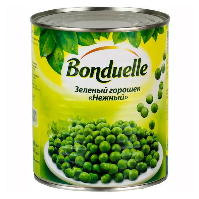 Горошек Бондюэль 425мл