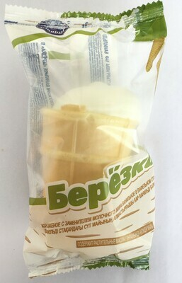 Мороженое Берёзка 70г Славица