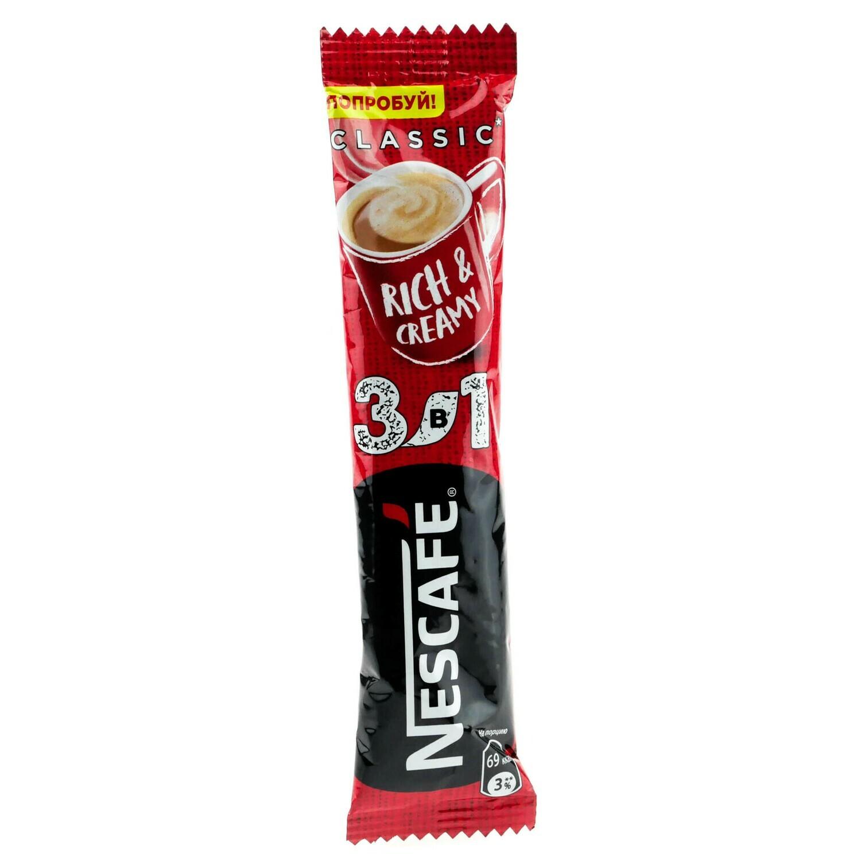 Кофе Нескафе 3в1 16г