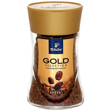 Кофе Чибо голд 95г
