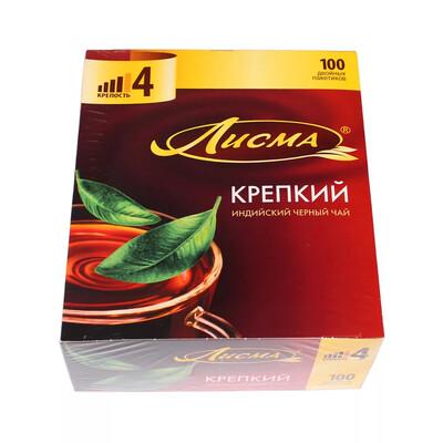 Чай Лисма 100п в ассортименте