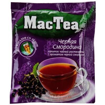 Чай растворимый Мактеа  18г в ассортименте