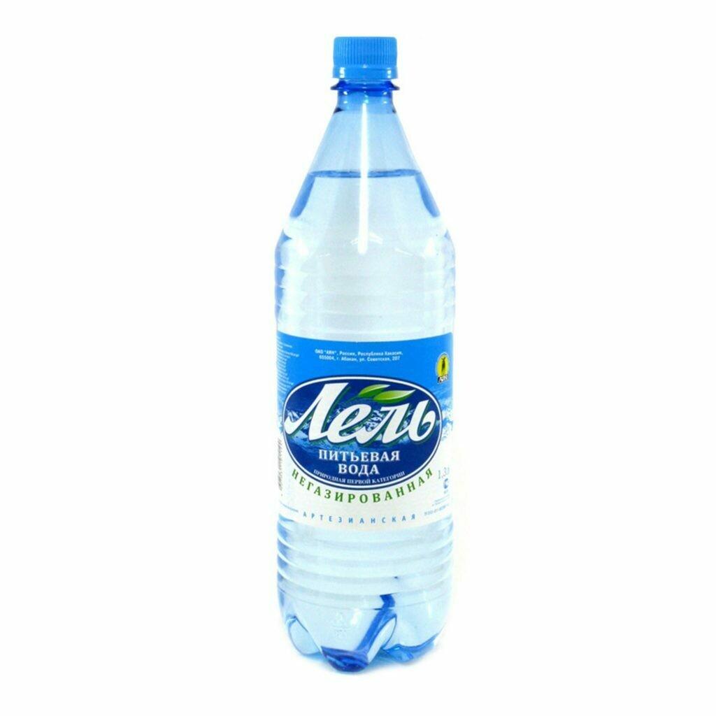 Вода питьевая Лель 2л