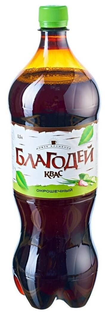 Квас Благодей окрошечный 1,5л