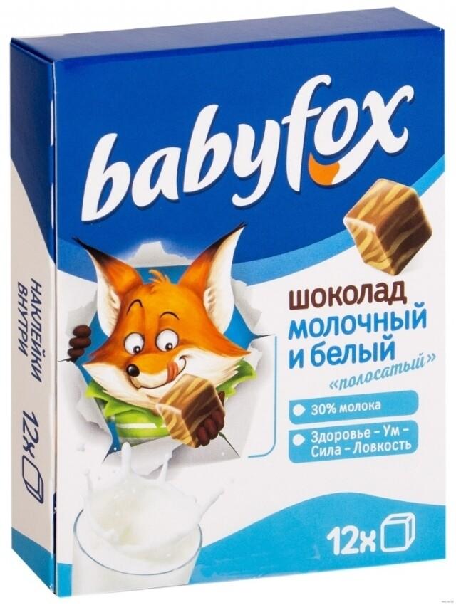 Шоколад Бебифокс 90г