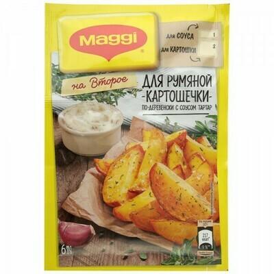 Магги на второе Для румяной картошечки 29г