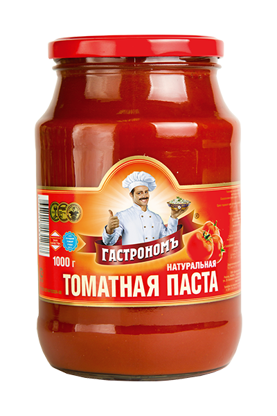 Томатная паста Гастроном 1000г