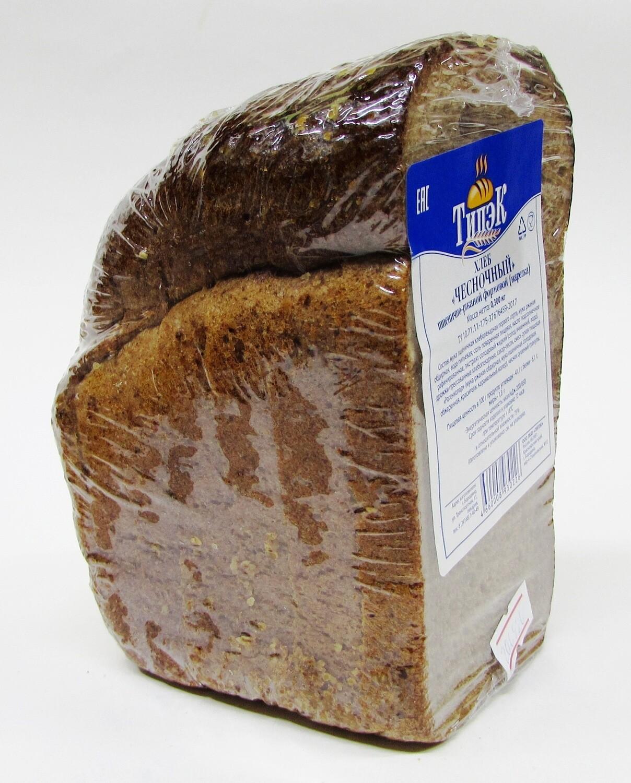 Хлеб Чесночный 300г нарезка Типэк