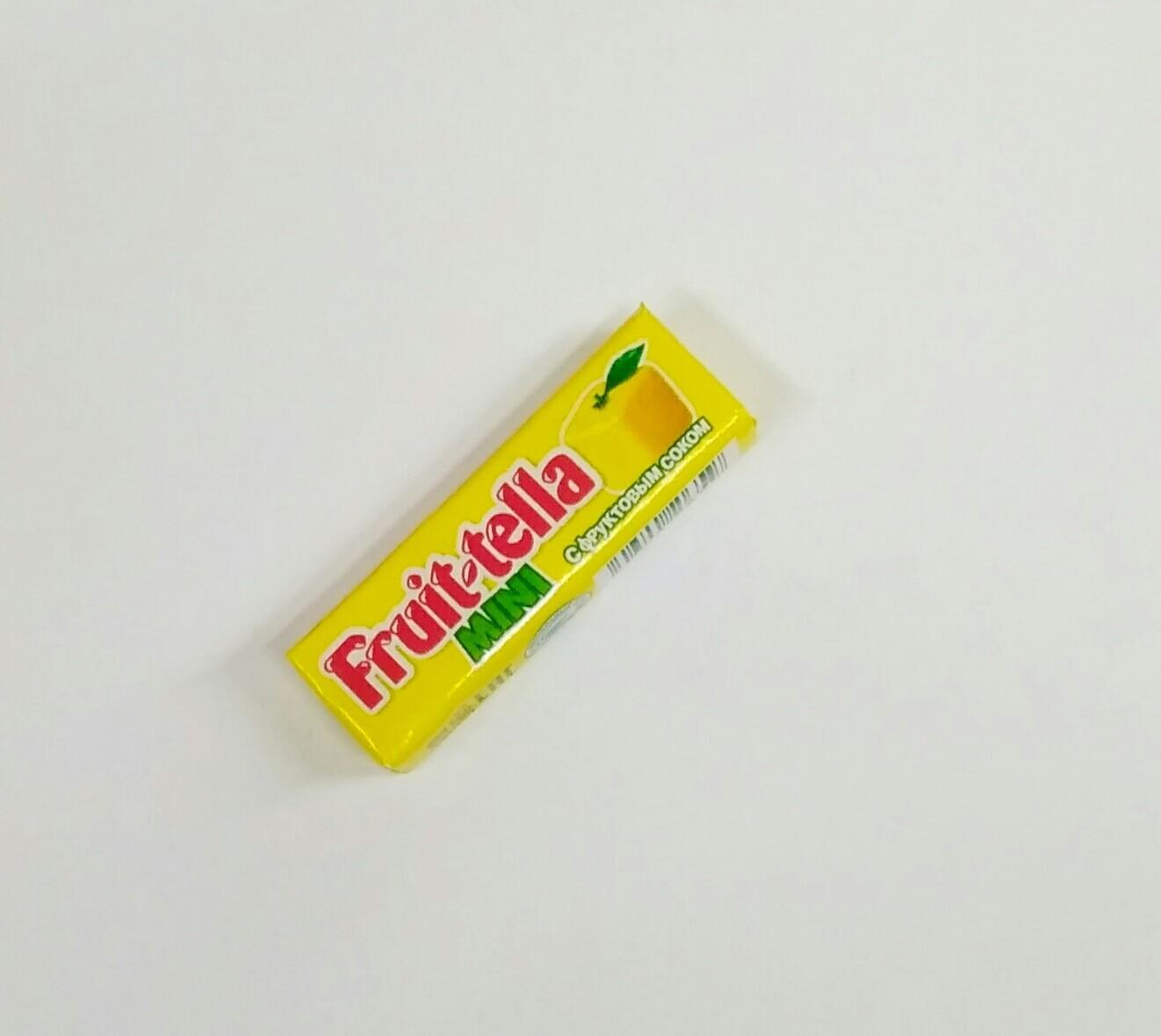 Жевательные конфеты Фрутелла МИНИ 11г