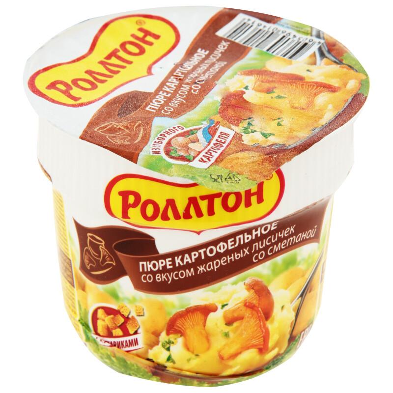 Картофельное пюре Роллтон  40г