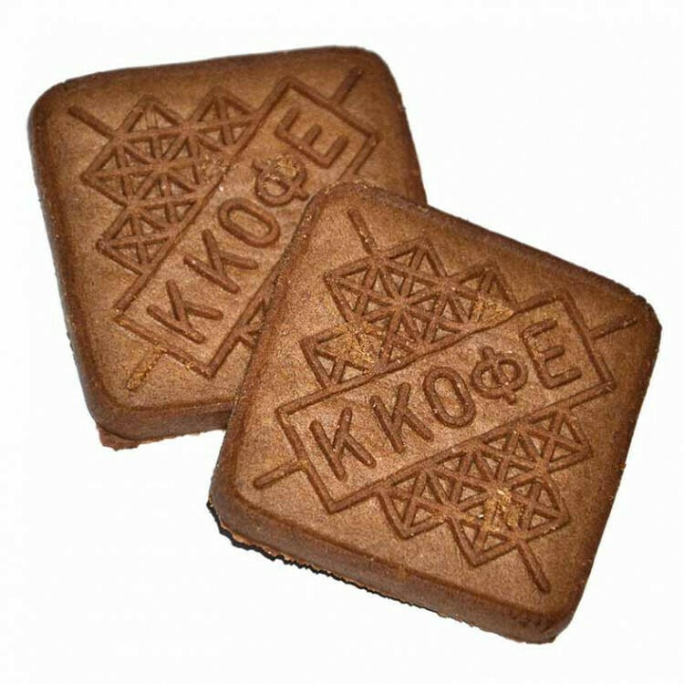 Печенье к кофе шоколадное Сладонеж кг