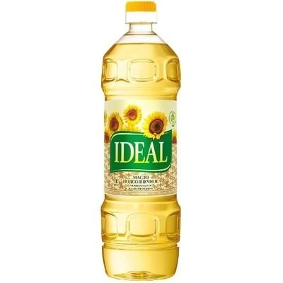 Масло Подсолнечное Идеал 1л
