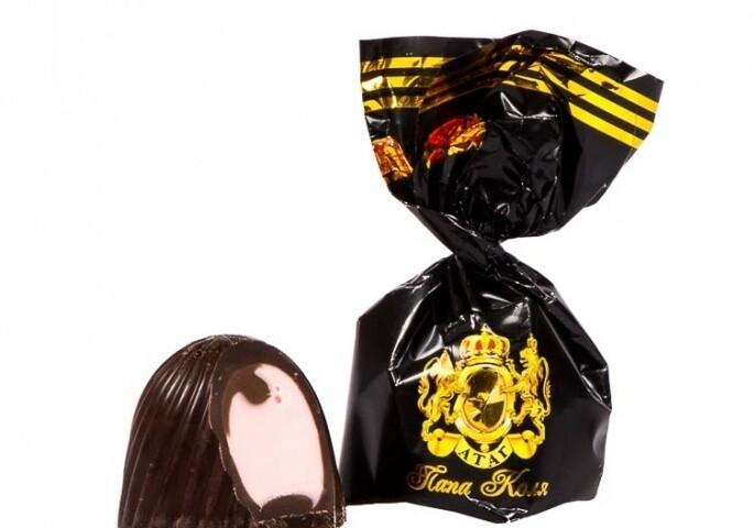 Конфеты Папа Коля 1 кг