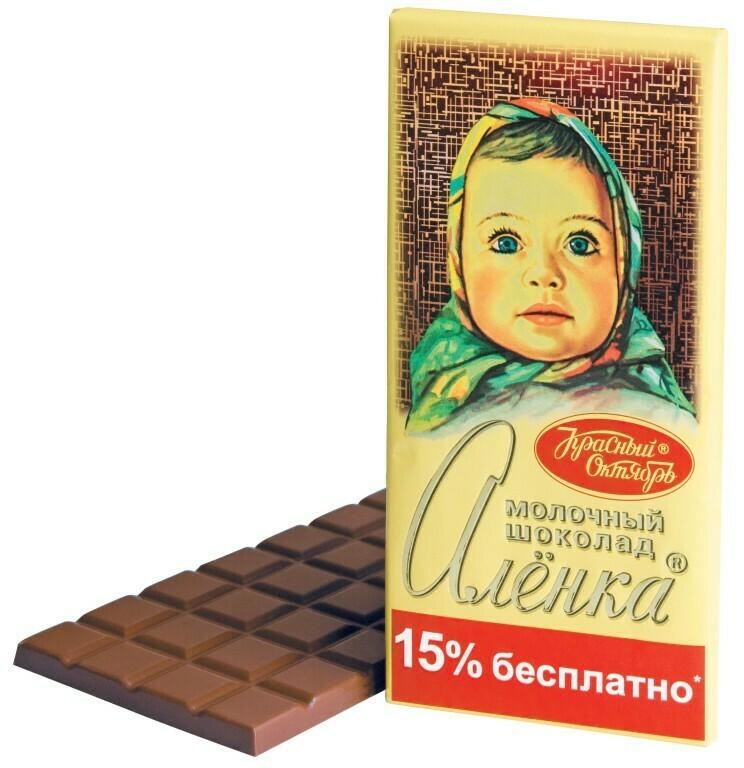 Шоколад АЛЕНКА  200г
