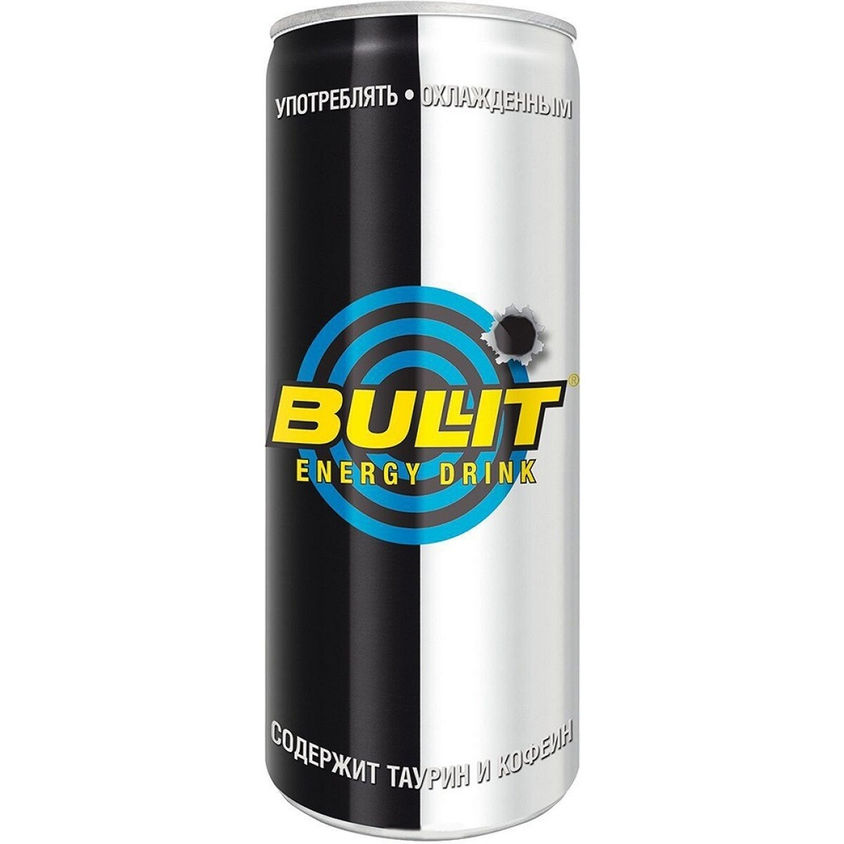 Напиток энергетический Буллит 0,25л ж/б