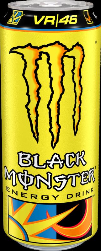 Напиток энергетический Блэк монстр 0,5л