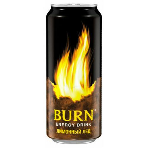 Энергетический напиток Берн 0,449