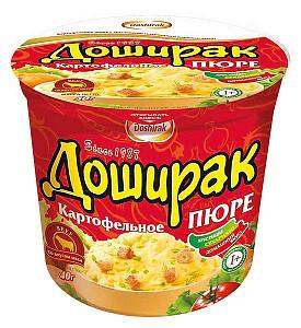 Картофельное пюре говядина Доширак 40г