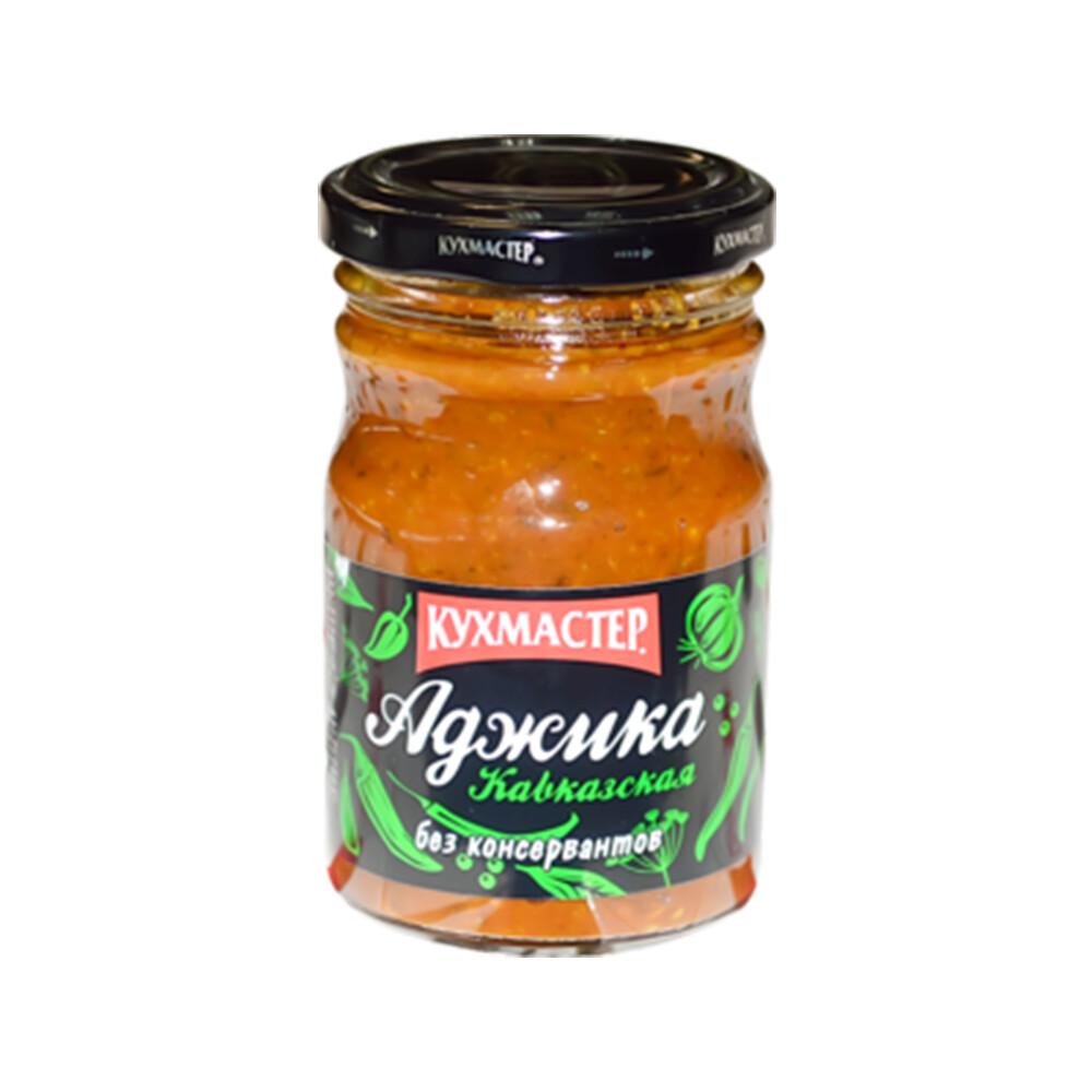 Аджика Кавказская Кухмастер 190г