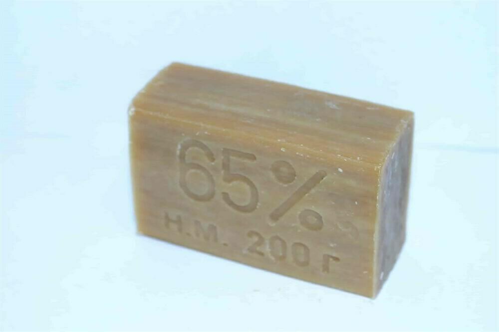 Хозяйственное мыло упакованное 65% н.м. 200 г