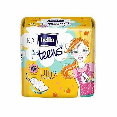 BELLA Прокладки For Teens Energy 10 шт.