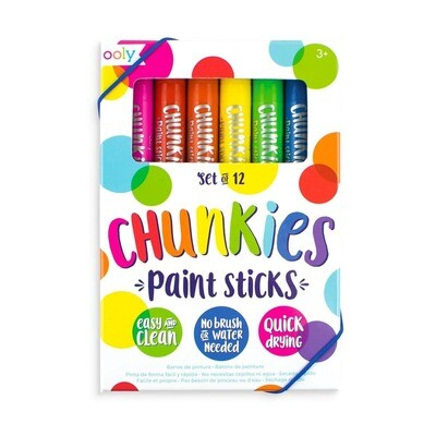 Ooly Chunky Paints