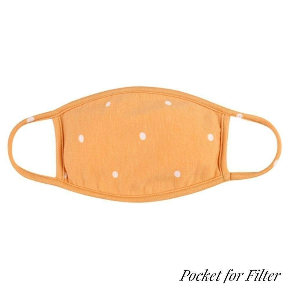 Adult Face Mask (With Filter Pocket)