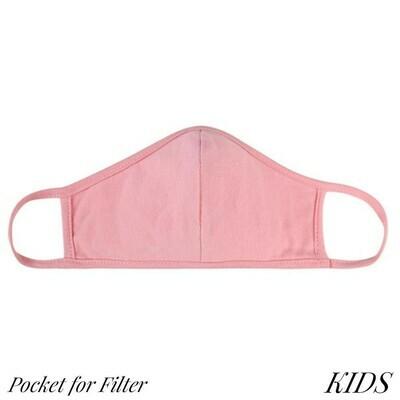 Kids Face Masks (With Filter Pocket)