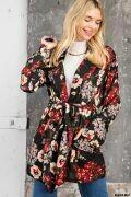 Kimonoilike Jacket