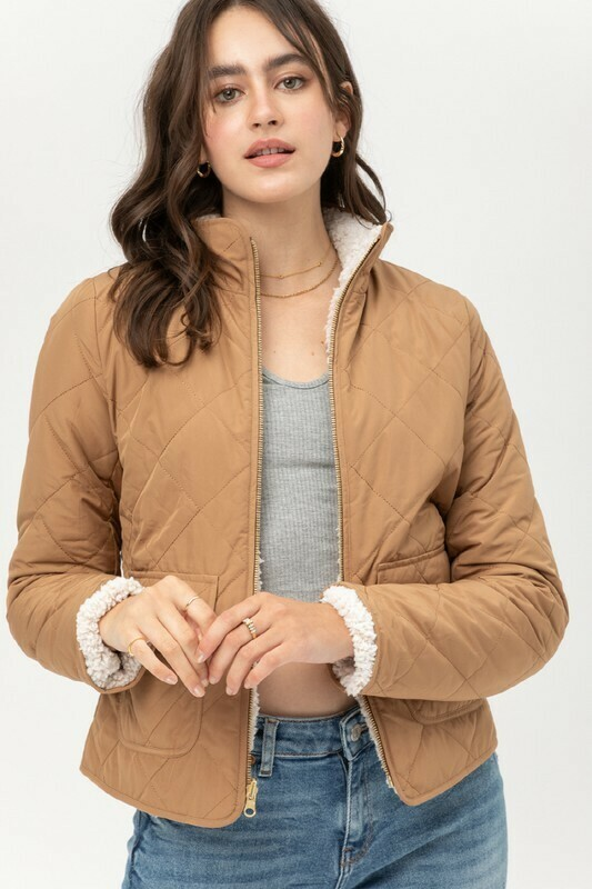 Clay Reversible Jacket