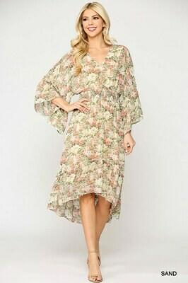 Hi/Low Dress