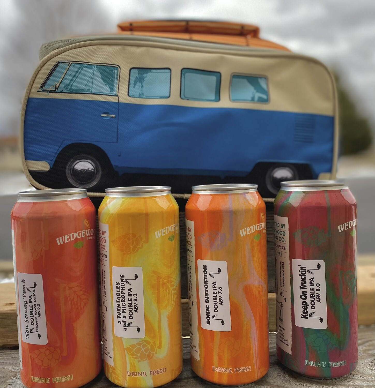 Goin' Down The Road Feelin' Bad Variety 4-Pack