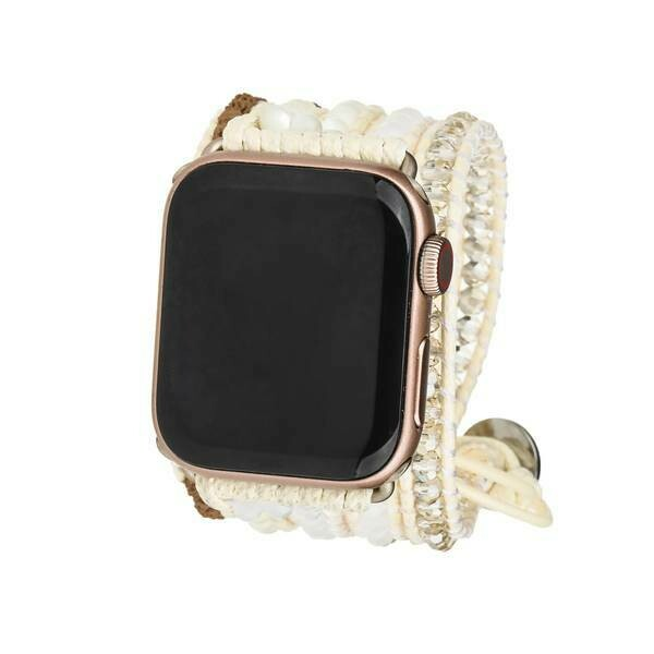Amber Dorado Apple Watch Strap